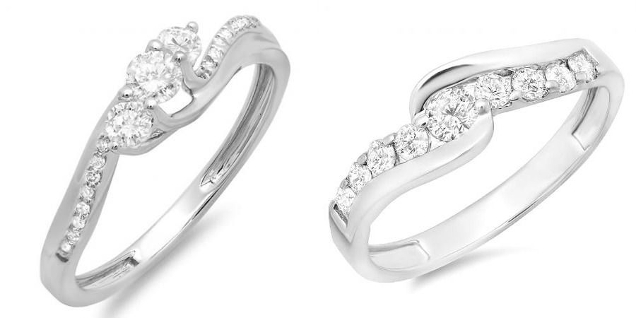 cheap diamond engagement rings